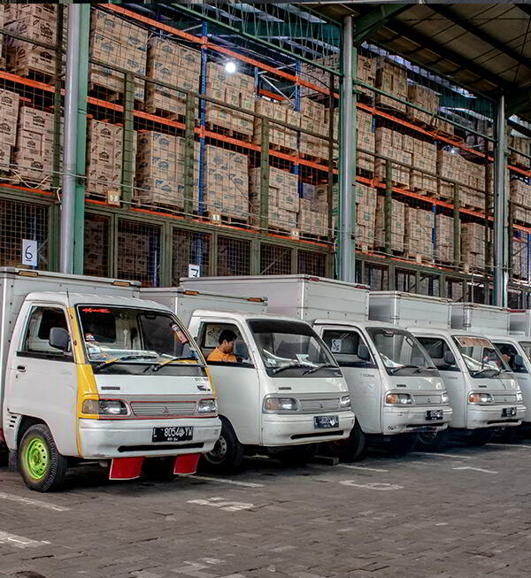 distributor fast moving consumer goods surabaya
