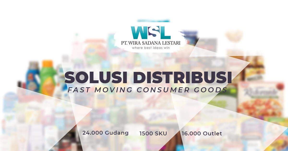 WSL, Solusi Distribusi Bahan Kue dan FMCG Indonesia